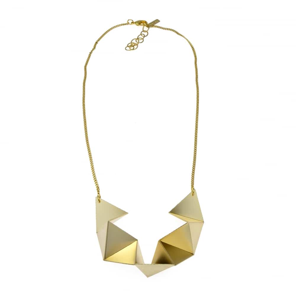 Collar Claudia - Oro