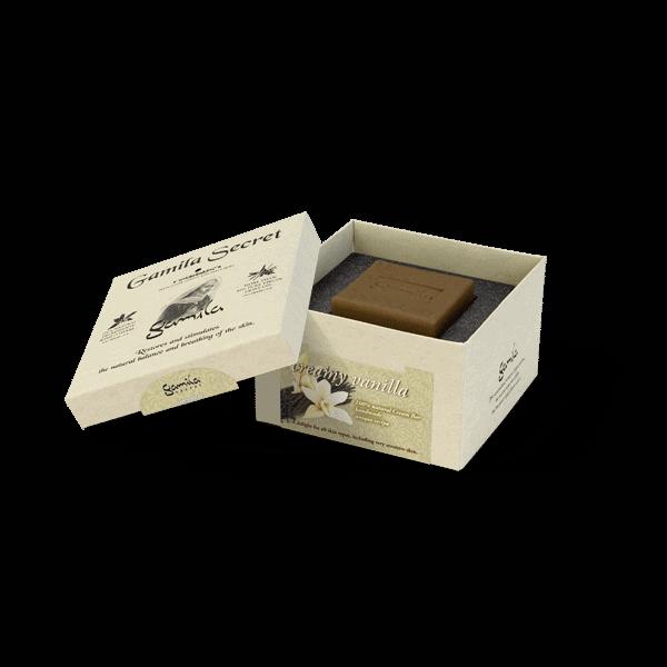 Creamy Vanilla (premium) - Cleansing Bar