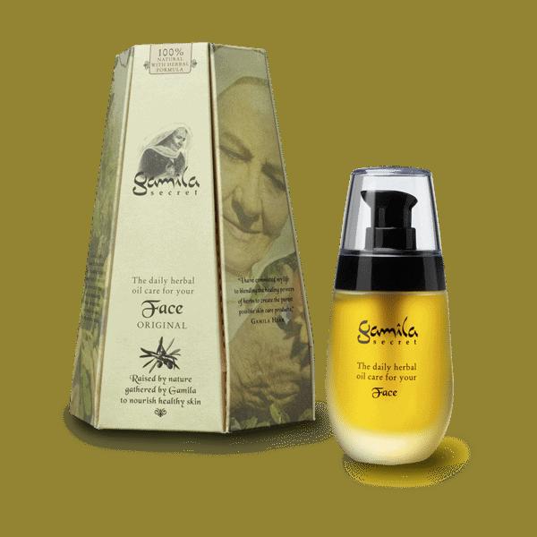 Gamilas Original Face Oil