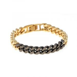 Integrated Gourmet Bracelet - Gold