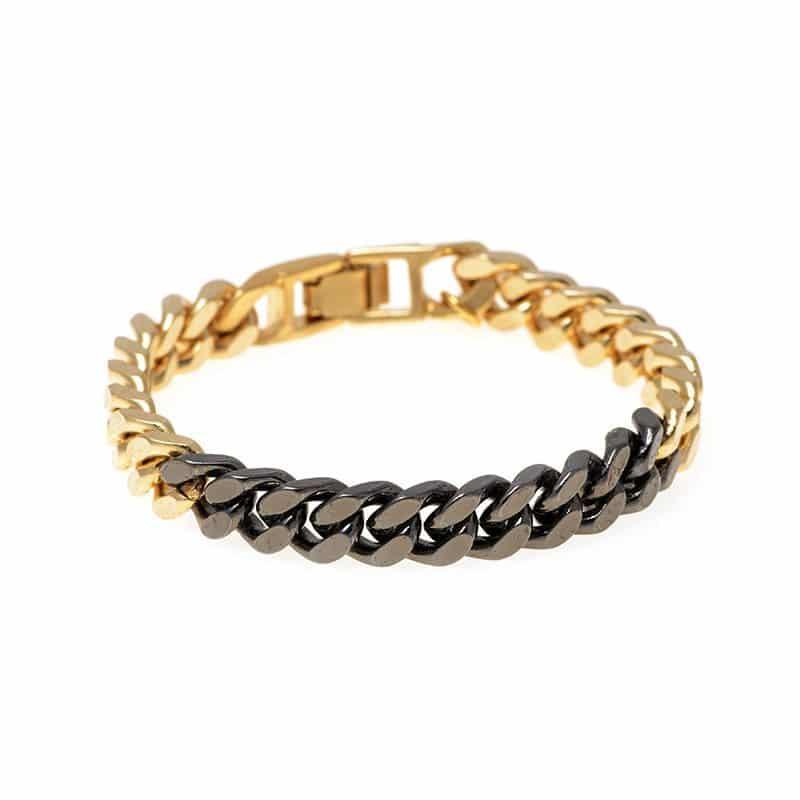 Integrated Gourmet Bracelet - Gold