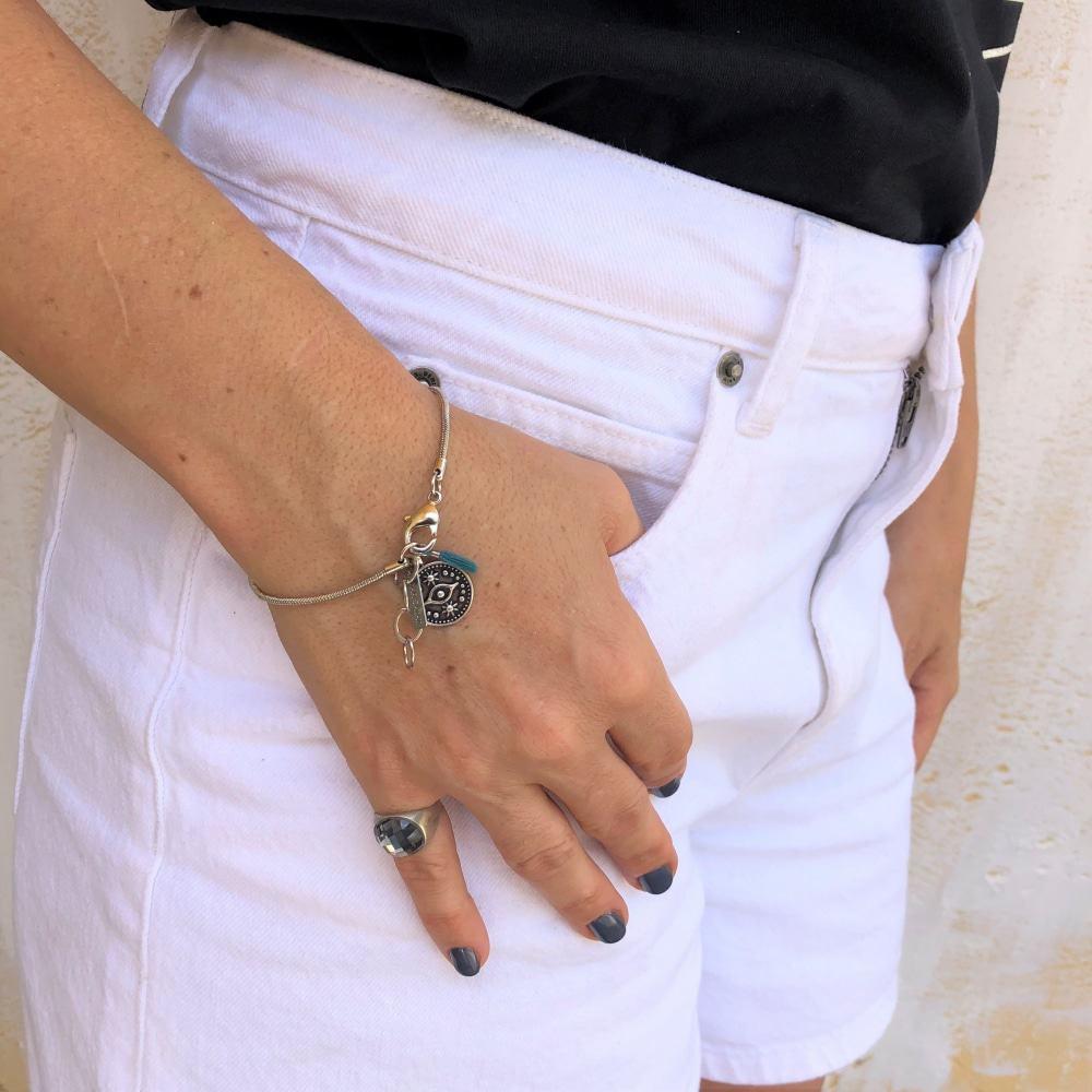 Kali bracelet - Silver