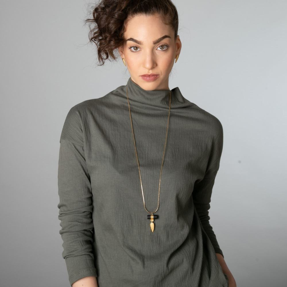 Stoa necklace - Gold