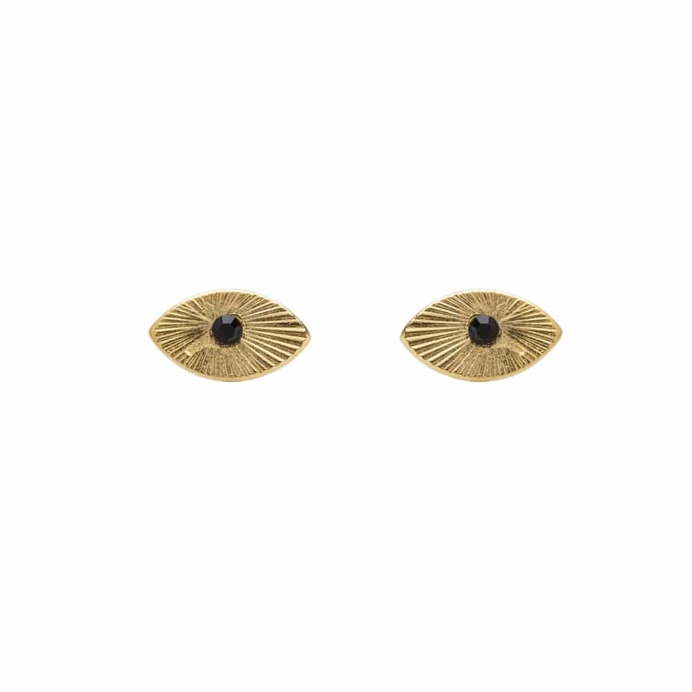 Hailey Earrings - Gold