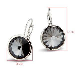 The Silver of the night Earring