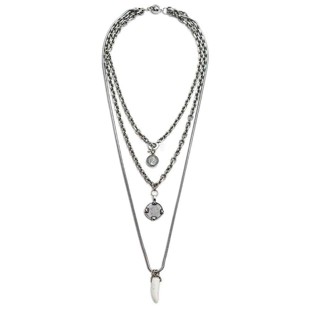 Rihanna Treasure Necklace