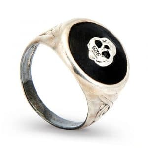 Pure skull seal ring