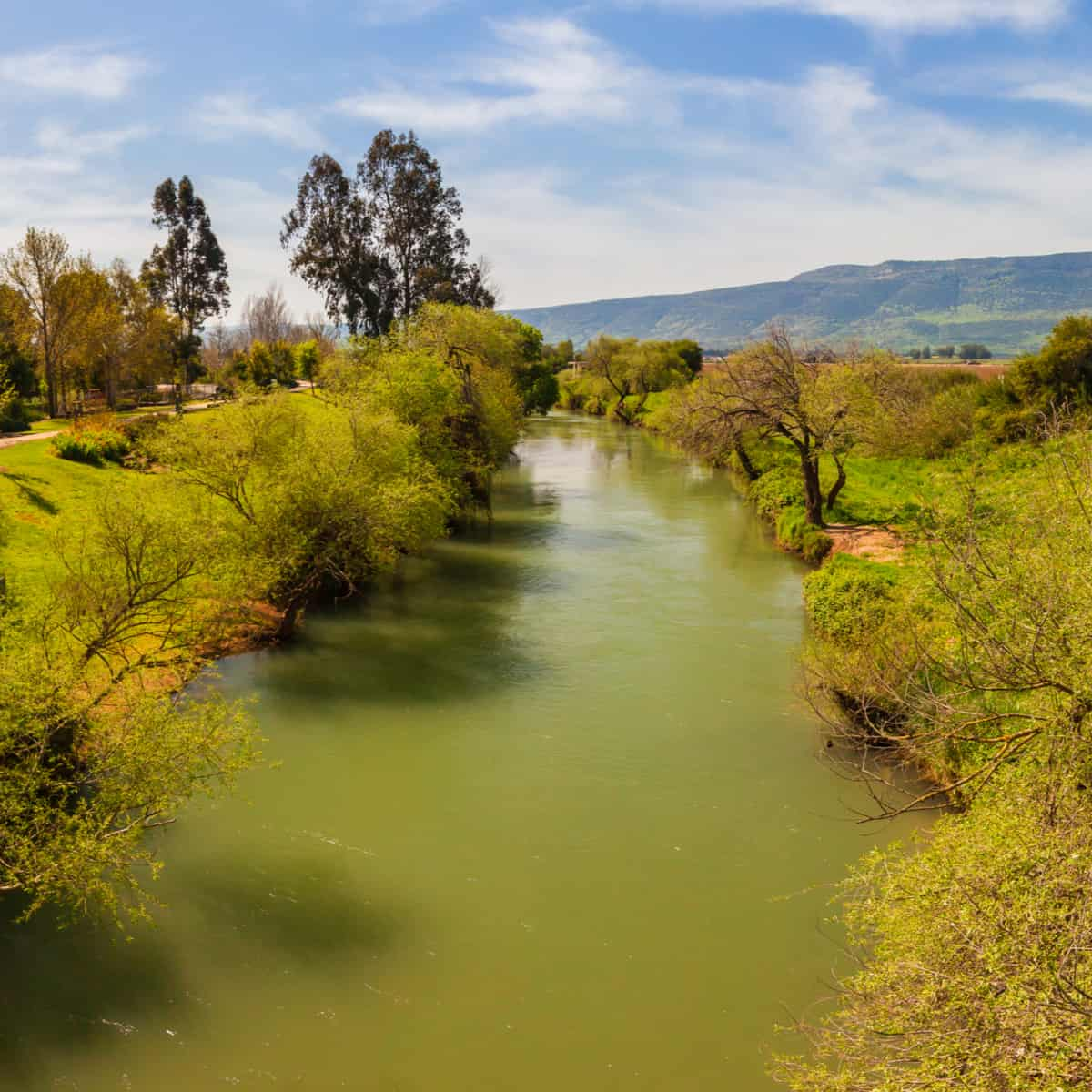 The Jordan Valley: A Significant Historical Site For Christians, Jews & Muslims