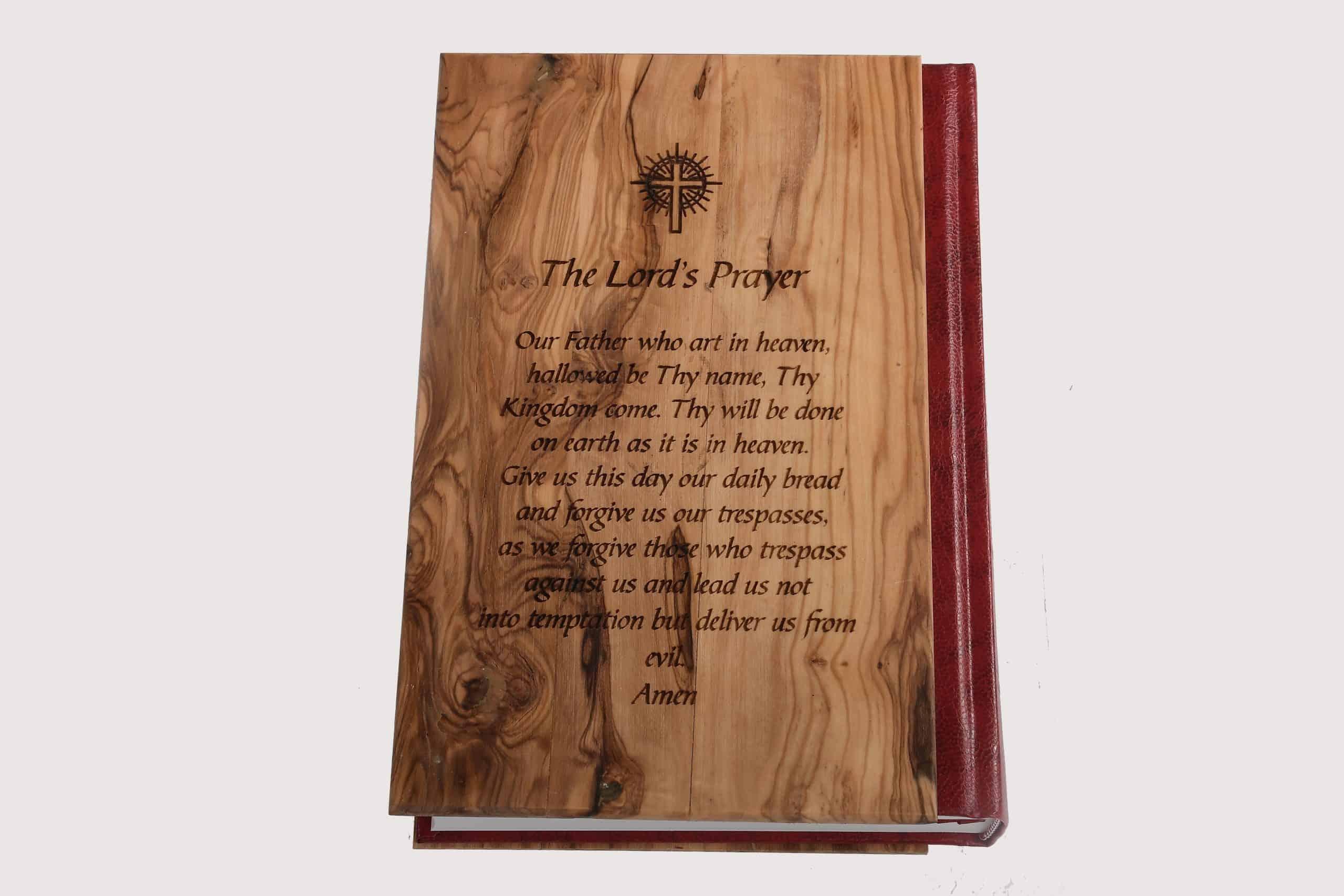 The Lord's Prayer KJV - Jerusalem