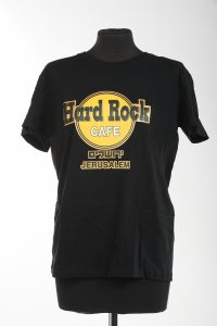 Holy Land T Shirts - Hard Rock Cafe Jerusalem (S-XXL)
