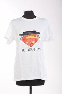 Holy Land T Shirts - Super Jew (S-XXL)