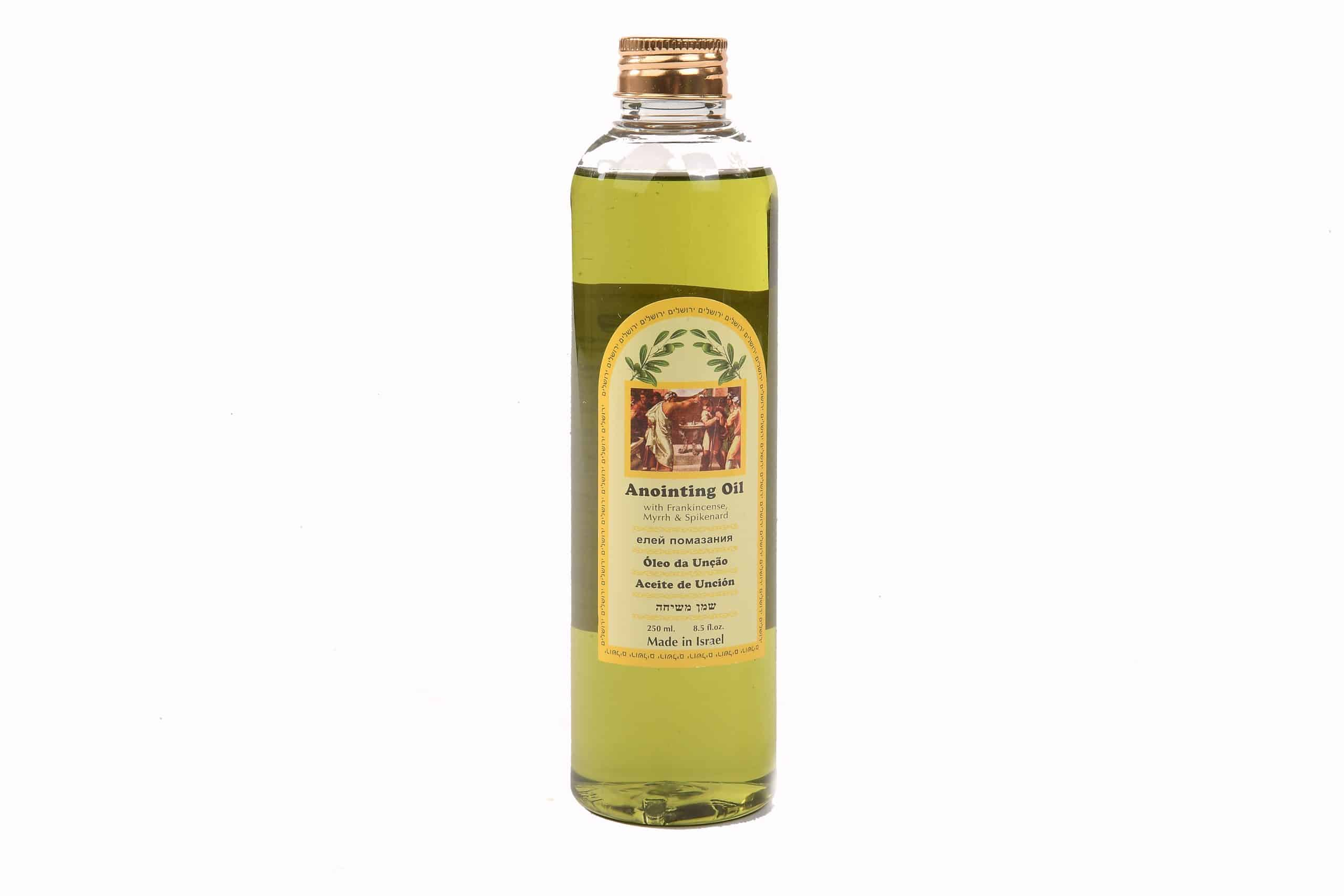 anointing oil - 250ml
