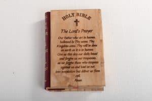 The Lord's Prayer KJV (King James Bible) – Jesus