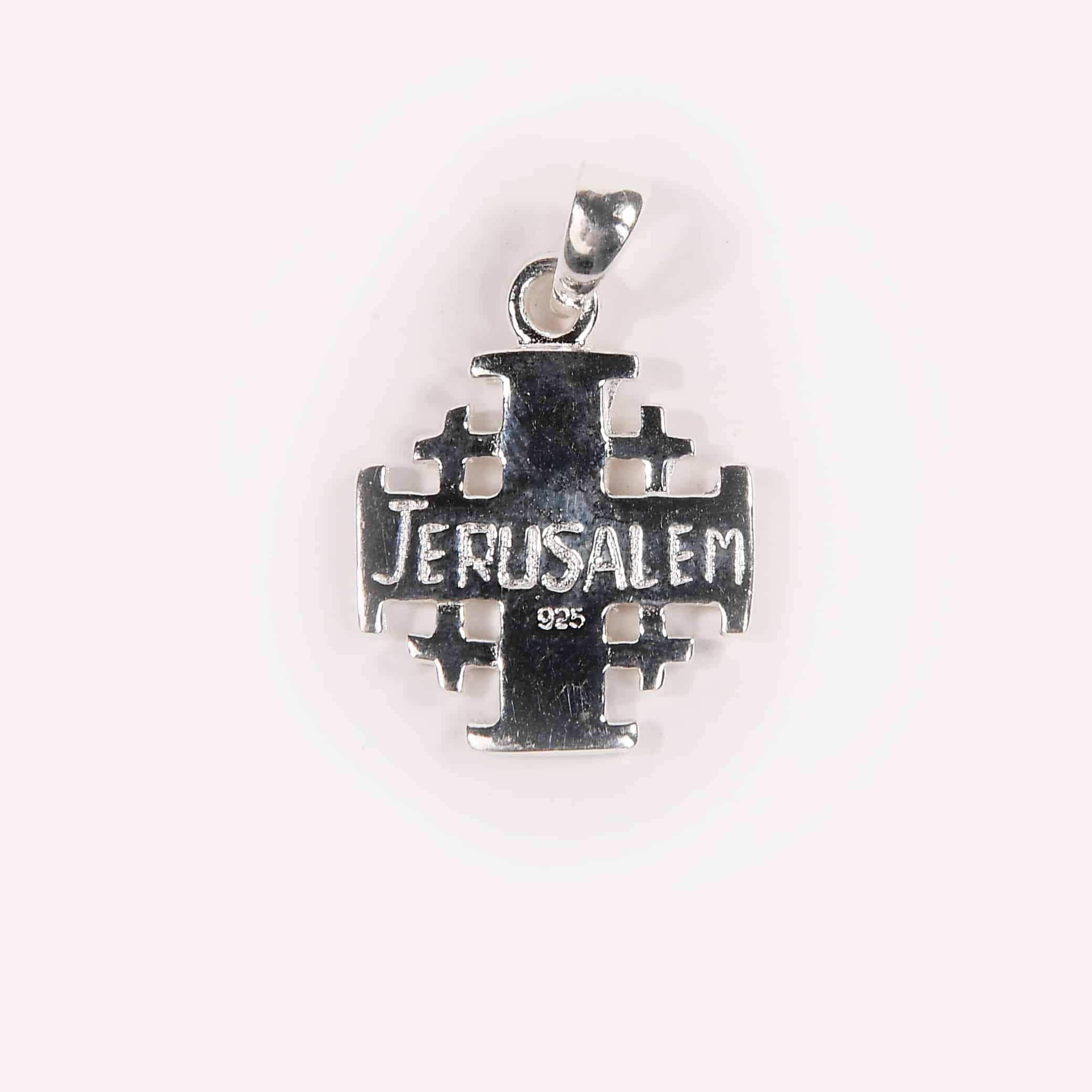 Jerusalem Cross necklace