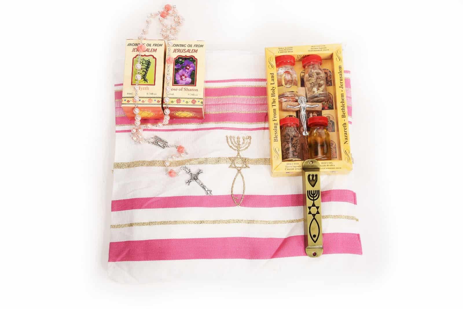 Holy Land Christian Gift Set