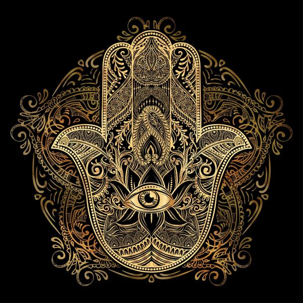 The Hamsa Hand Meaning – The Hand of God
