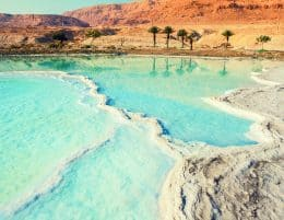 Dead Sea cosmetic products for the modern lifestyle
