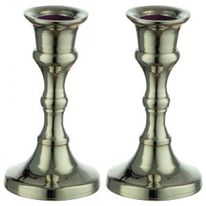 Nickel Candlestick