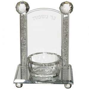 Crystal Holder For Memory Candle