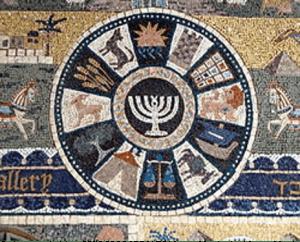 La caída de las 12 tribus de Israel