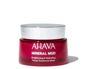 BRIGHTENING & HYDRATING FACIAL TREATMENT MASK