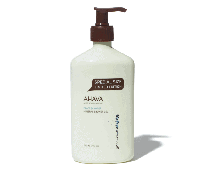 MINERAL SHOWER GEL LIMITED EDITION DOUBLE SIZE